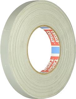 Tesa 04651–00534–00–Cinta adhesiva 4651Premium 19mm x 50m), color gris