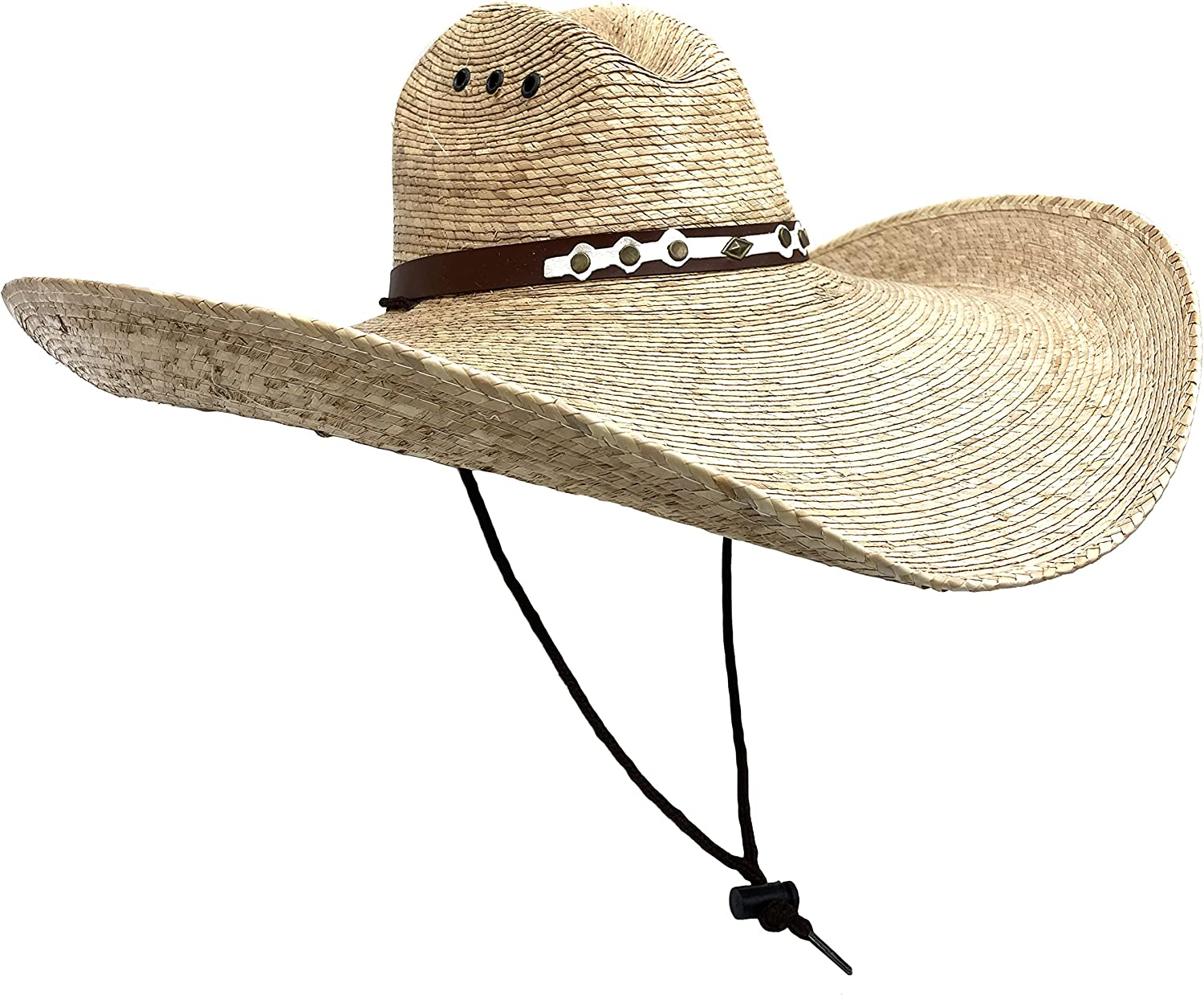 Western Peak Large Real Straw Cowboy Japan Maker New Hat So Time sale Gaucho Mexican Ranch