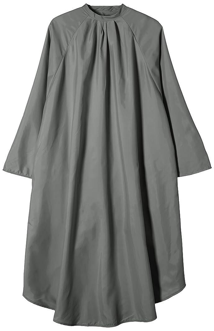 米国着飾るレビューTBG 袖付カットクロス CPR004S グレー