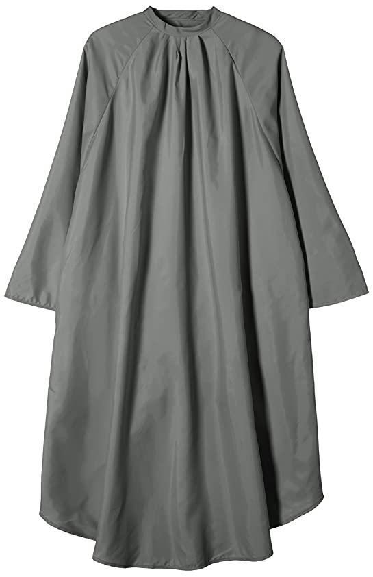 厳提案巨大なTBG 袖付カットクロス CPR004S グレー