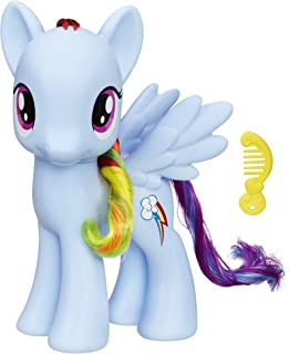 My Little Pony Juguete con Accesorios Rainbow Dash, 8&#3