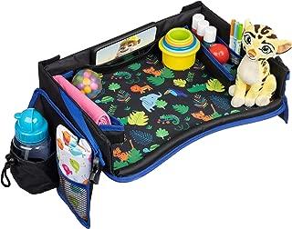 kids car activity tray