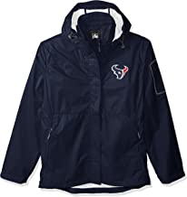G-III NFL Men's Houston Texans Acclimation 3-in-1 Systems Jacket, X-Large, Navy