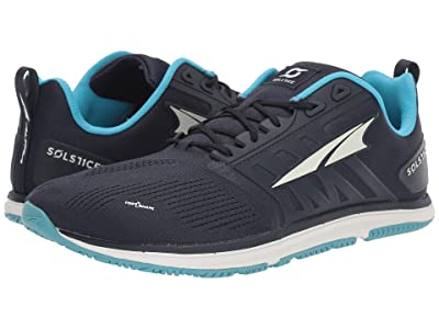 Altra Footwear Solstice XT (Navy/Light Blue) Men