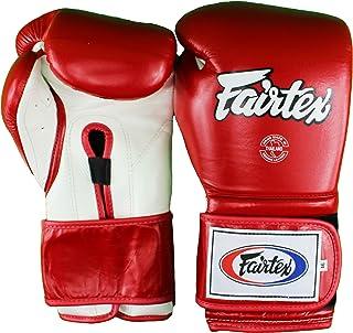 Fairtex Mexican Style Training Gloves-Red-16oz.
