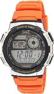 Casio AE-1000W-4B For Men-Digital, Casual Watch