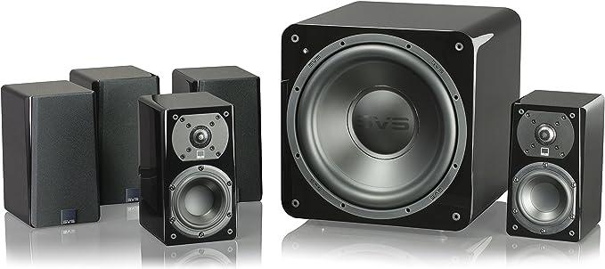 SVS Prime Satellite 5.1 Speaker System – Piano Gloss Black