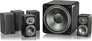 SVS Prime Satellite 5.1 System Speakers with Subwoofer - Piano Gloss - SB-1000