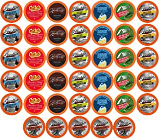 BEST Of The BEST Flavored Coffee Pods, Variety Pack for Keurig K Cup Brewers, 40Count