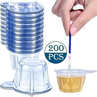 plastic urine cup
