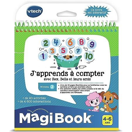 VTech- MagiBook, 481105 - Version FR