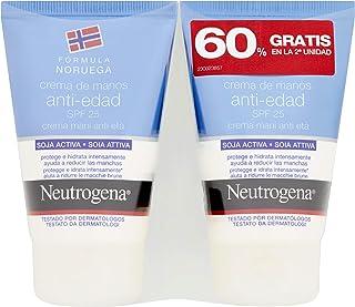 Neutrogena Crema De Manos Anti-Edad (SPF 20) - 2 Unidades x 50 ml.