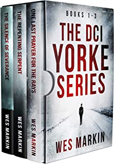 DCI Yorke Boxset: Books 1 to 3 in the gripping crime thriller series (DCI YORKE THRILLER)