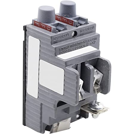 Details about  /BULLDOG P1515 PUSHMATIC TWIN//DUPLEX BREAKER 15 AMP 240VAC