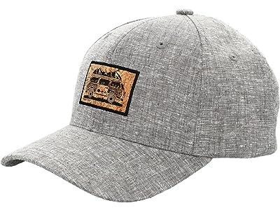tentree Lake Cork Patch Hemp Elevation Hat