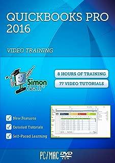 quickbooks pro 2016 tutorial