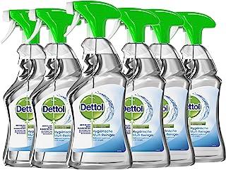 Dettol Hygiënische Multireiniger Spray 6 x 500 ml Grootverpakking