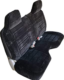 RealSeatCovers for Front Bench Thick A27 Molded Headrest Large 5