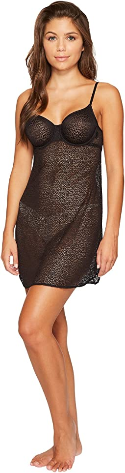 DKNY Intimates Modern Lace Unlined Demi Chemise