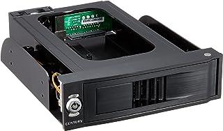 センチュリー 技あり楽ラック Lite 3.5インチSATA-HDD専用ラックケース CWRS2-L