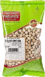 Natures Choice Chick Peas Jumbo 14MM, 500 gm