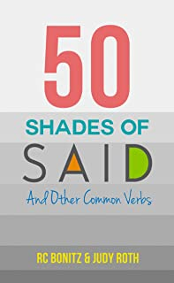 50 Shades of Said: And Other Common Verbs
