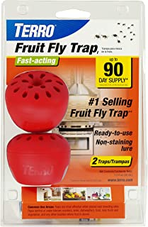 fly catcher trap red top