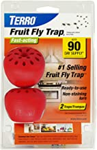 TERRO T2502 Fruit Fly Trap – 2 Pack
