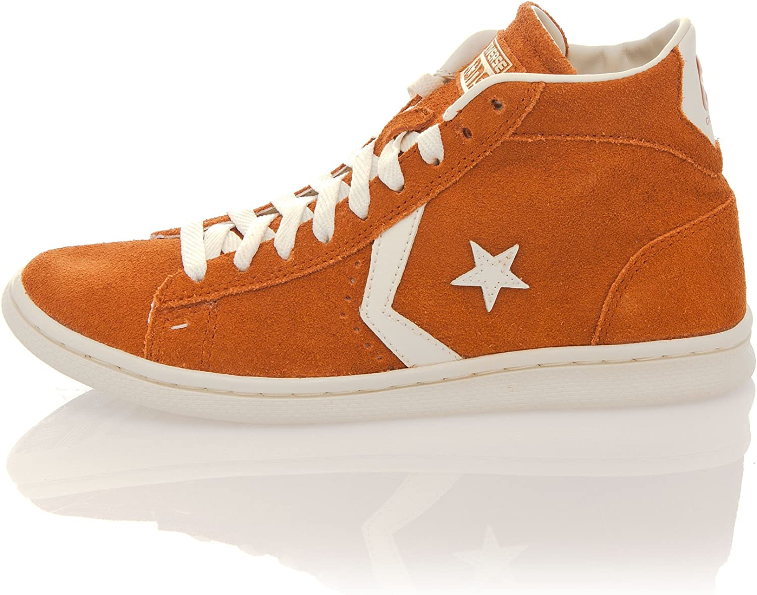 Converse Hightop Turnschuhe Pro Leather Lp Mid Suede