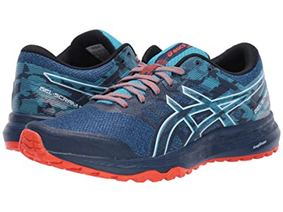 ASICS GEL-Scram(r) 5 (Blue Expansion/White) Women