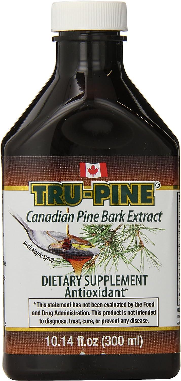 Essiac International Tru-Pine Liquid Pine 10.14 Bark Fl テレビで話題 Extract 無料サンプルOK