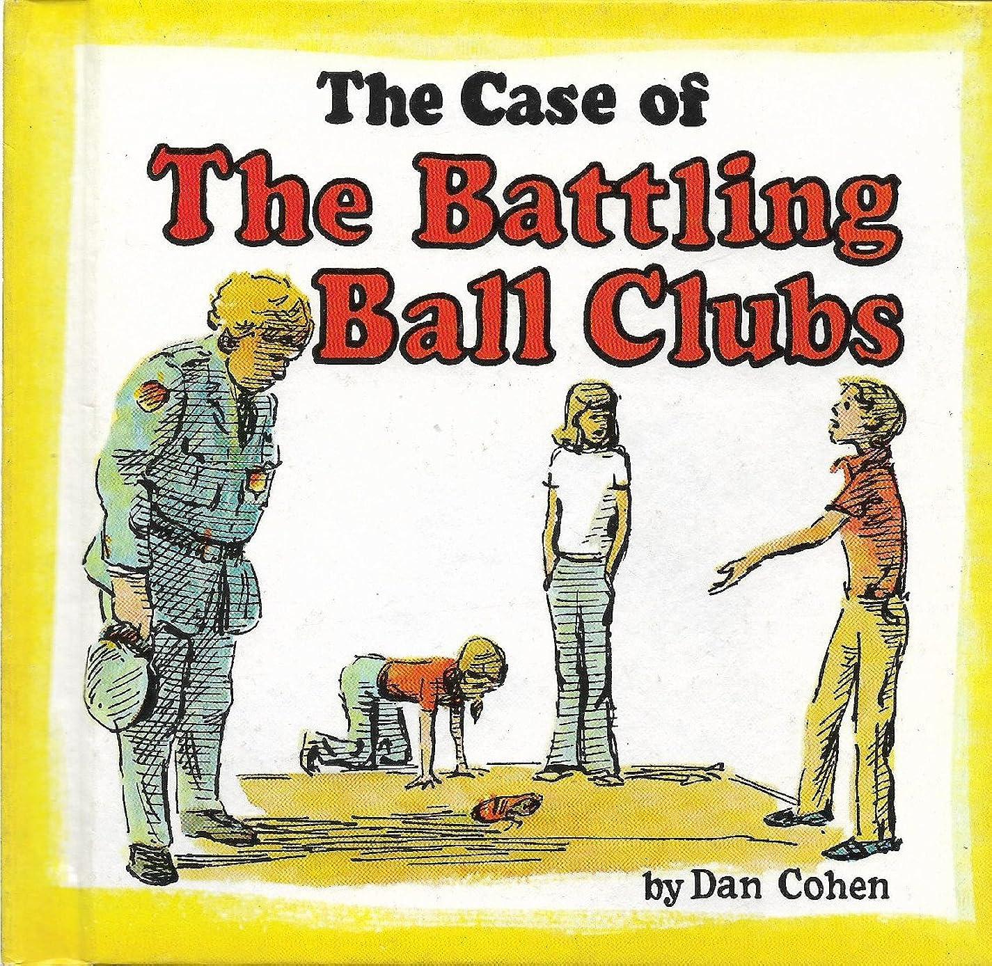 ステレオ振幅幻滅The Case of the Battling Ball Clubs (Carolrhoda Mini-Mysteries)