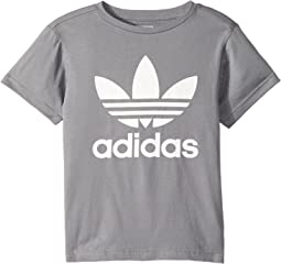 adidas Originals Kids - Big Trefoil Tee (Little Kids/Big Kids)