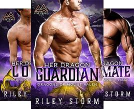 Dragons of Mount Valen (4 Book Series)