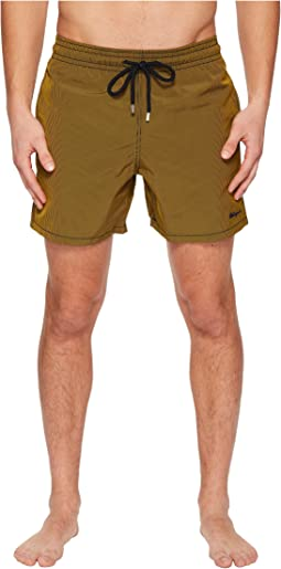 Morio Micro Stripe Swim Trunk