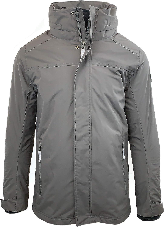 Timberland Men's 3 in 1 Waterproof Packable Hood Jacket