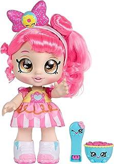 Kindi Kids S1 Snack Time Fun Donutina Toddler Doll, Multi-Color, 10 inch, 50006