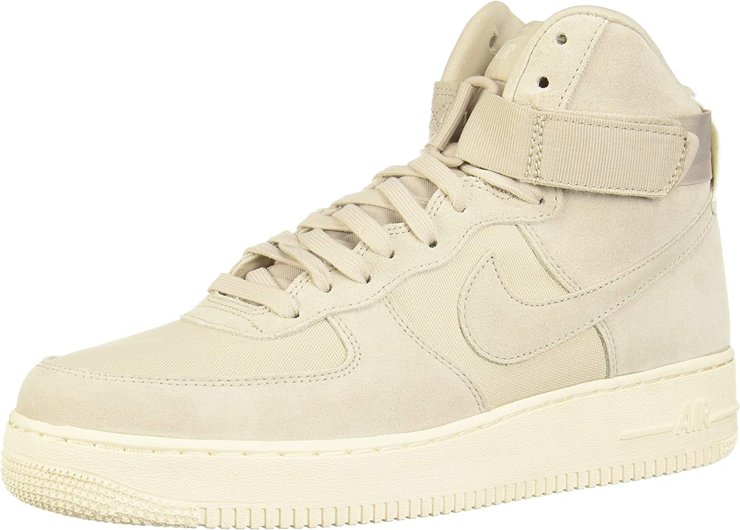 4e129a64f277 Nike Men's Air Force Force Force 1 High '07 Suede Gymnastics shoes ...