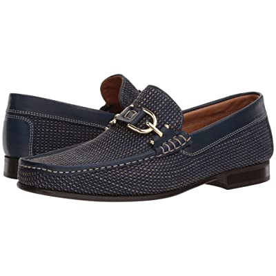Donald J Pliner Dacio (Navy 1) Men