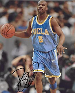 Baron Davis UCLA Bruins signed autographed, Basketball 8X10 Photo, COA and the Proof Photo of the Baron Signing Will Be Included
