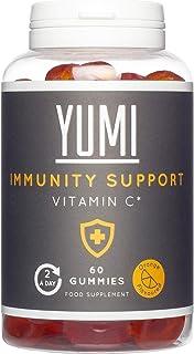 Vitamin C Immunity Support Gummies x 60 | Support Your Immune System | Vegan-Friendly | Orange Flavour |