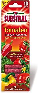 Substral Dünger-Stäbchen für Tomaten, Chili und Paprika mit Langzeitwirkung, 10 Stück