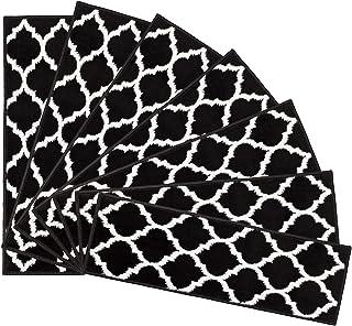 Rechteckige Stufenmatten Treppenmatten Selbstklebender 1