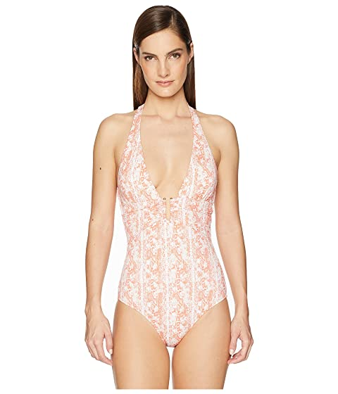 Heidi Klein Montserrat U Bar One-Piece