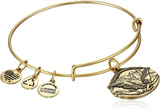 """Alex and Ani Guardian of Freedom Expandable Wire Bangle Bracelet, 2.5"""""""