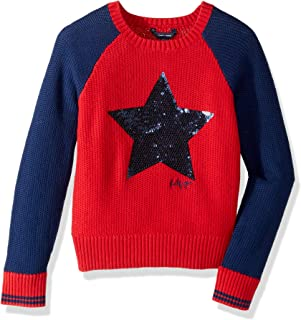 Girls' Pullover Fashion Sweater