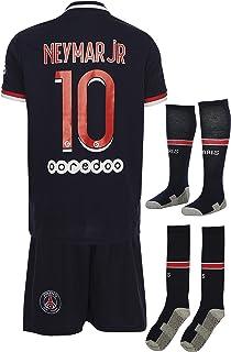 SSport Paris Neymar #10 2020/21 Heim Trikot Shorts und Socken Kinder und Jugend Größe