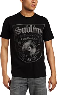 FEA Merchandising Men`s Sublime Bottled In LBC Slim Fit T-Shirt