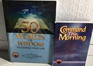 Command the Morning and 50 Words of Wisdom to Change Your Life 2 Books Collection
