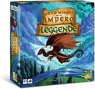 DV Games dvg9324 – Table Game Eight Minutes for an Empire: Legends